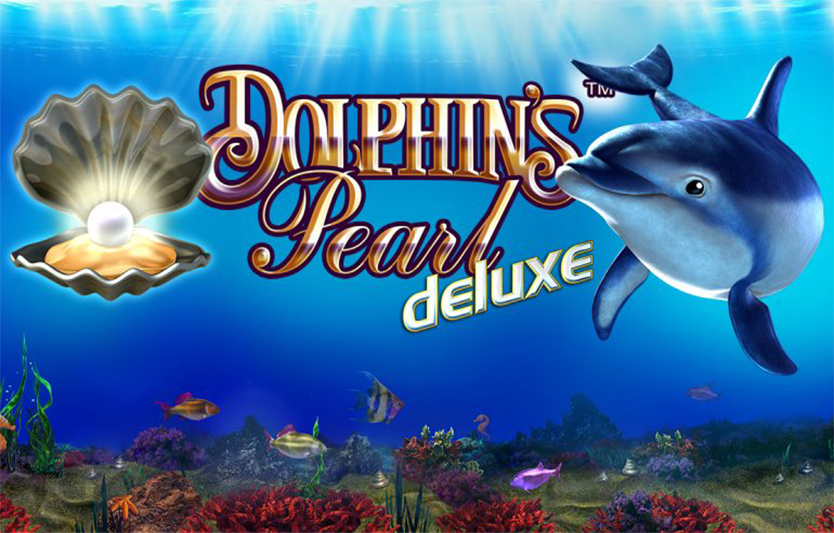 Dolphin`s Pearl Deluxe – найди подводные сокровища